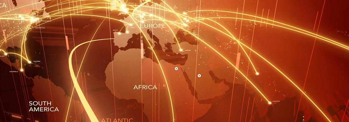 الحضور الإقليمى : القاهرة و الرياض